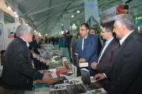 TOLGAHAN SAYIŞMAN - 6. Malatya Anadolu Kitap Ve Kültür Fuarı Devam Ediyor
