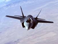 SAVAŞ UÇAĞI - Koalisyona ait bir uçak Rakka'da sivilleri vurdu