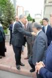 BÜLENT ARINÇ - Abdullah Gül'e Taziye Ziyaretleri Sürüyor