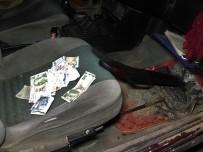 İSTANBUL YOLU - Acemi Hırsızlar Benzinlik Soydu, Polise Yakalandı