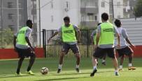 KÜLTÜR FIZIK - Adanaspor'da Trabzonspor Maçı Hazırlıkları Sürüyor