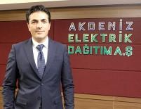 MURAT YIĞIT - AEDAŞ''ın Yeni Genel Müdürü Bahadır Müdüroğlu