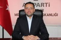 AK Parti Milletvekili Gizligider Berat Kandilini Kutladı