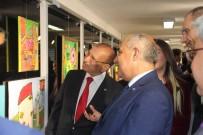 MESLEK LİSELERİ - Ankara'da 'Sanata Engel Yok' Sergisi Açıldı