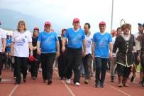 KARABÜK ÜNİVERSİTESİ - Atletizm Şenliği Dolu Dolu Geçti