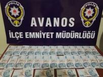 Avanos'ta Sahte 3 Bin Yüz TL Sahte Para Ele Geçirildi