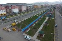 YÜRÜYÜŞ YOLU - Azerbaycan Bulvarı Ve Haydar Aliyev Parkı Açıldı