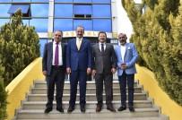 MAMAK BELEDIYESI - Başkan Akgül'den Ankaragücü'ne Ziyaret