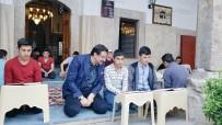 TUNCELİ VALİSİ - Başkan Mustafa Ak, Çorum Ve Amasya'yı Ziyaret Etti