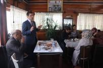 Başkan Vekili Erat, Tutaklı Kadınlarla Kahvaltıda Biraraya Geldi.
