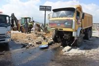 MAKAM ARACI - Başsavcının Öldüğü Kazada Kamyon Şoförünün Sorgusu Devam Ediyor