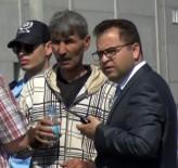 ARAÇ KULLANMAK - Başsavcının Ölümüne Neden Olan Kamyon Şoförü Gözaltına Alınırken Görüntülendi