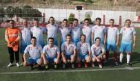 HAKEM KURULU - Bayraklı'da Futbol Turnuvası Başladı