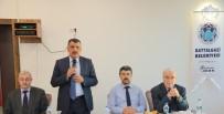 ORDUZU - Belediye Başkanı Gürkan Akademisyenlerle Bir Araya Geldi