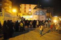 Beraat Kandili Cizre'de Dualarla İhya Edildi