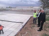 BEKLEME ODASı - Beyşehir'de Yeni Adalet Sarayı'nın Yapımına Başlandı