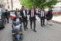 Bingöl'de Engelliler İçin Farkındalık Yürüyüşü