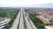 YEŞIL YOL - Bolu'da 9,5 Kilometrelik 'Yeşil Yol' Projesi