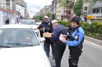 İSMET İNÖNÜ - Bozüyük'te Trafik Haftasında Sürücüler Unutulmadı