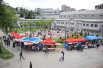 BAHAR ŞENLIKLERI - Bülent Ecevit Üniversitesi Bahar Şenlikleri Devam Ediyor