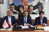 KAMU İHALE KANUNU - Büyük Birlik Partisi'nden, Sivas Belediyesi'ne Tepki