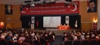 HAYDAR ALİYEV - Büyükşehir Bilge Lider Haydar Aliyev'i Andı