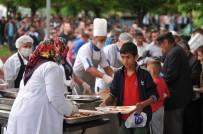 METRO İSTASYONU - Büyükşehir, Ramazanda Her Gün 12 Bin Kişiye İftar Verecek