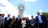 TAŞDELEN - Çankaya Belediyesi 'Demokrasi Şehitleri'ni Unutmadı