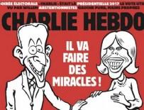 CHARLİE HEBDO - Charlie Hebdo'dan Fransa'yı karıştıran karikatür