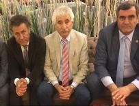 NİYAZİ NEFİ KARA - CHP'li 4 vekil Meclis'te açlık grevine başladı