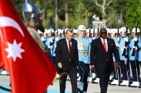 SIERRA LEONE - Cumhurbaşkanı Koroma Külliye'de