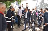 MUSTAFA AYDıN - Dicle Elektrik'te Uzmanlar Sahada Çalışmaları Denetledi