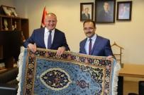 MEHMET KELEŞ - Düzce Belediye Başkanı Mehmet Keleş Uşak'ta