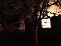 Eflani'de Ev Yangını