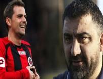 ÜMİT ÖZAT - Eski futbolcusu  Özat'a 'amele' dedi