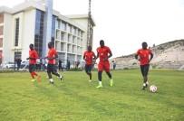 ORDUZU - Evkur Yeni Malatyaspor Boluspor Maçı Hazırlıkları Sürüyor