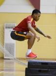 FLORYA - Galatasaray, Gaziantepspor Maçı Hazırlıklarını Sürdürüyor