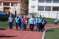 METABOLIK - Gazi'de 'Sağlık İçin Hareket Et' Etkinliği