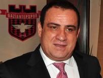 FENERBAHÇE BAŞKANI - Gaziantepspor Başkanı Kızıl'dan skandal hareket