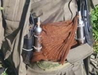 PKK - Saldırı hazırlığındaki terörist öldürüldü