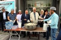 AHMET AYDIN - Halka Pilav Ve Ayran İkramı