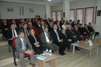 Hanönü'nde İlçe Halk Toplantısı Yapıldı