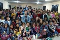 SİNEMA SALONU - Çocukların sinema keyfi
