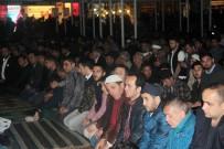 EYÜP SULTAN - İstanbullular Berat Kandili'nde Tarihi Camilere Akın Etti