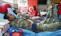 TABUR KOMUTANLIĞI - Jandarma Vatan İçin Can, Millet İçin Kan Veriyor
