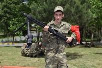 Kınalı Kuzular 1 Günlüğüne Asker Oluyor