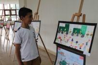 EĞITIM BIR SEN - Kocasinan 4. Bölge Okulları 15 Temmuz Şehitlerini Andı
