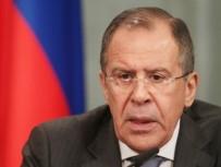 SERGEY LAVROV - Lavrov, Trump İle Görüştü