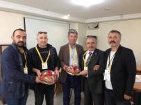OĞUZ TONGSİR - Malatya'dan TSYD Adana Şubesine Ziyaret