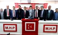 MAKYAJ MALZEMESİ - MHP'den Olağan Kongre Açıklaması